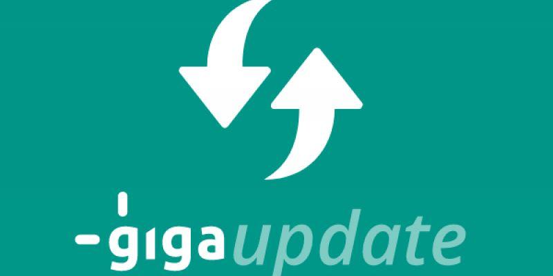 Conheça o Giga Update
